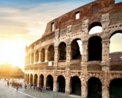roma camere a ore day use